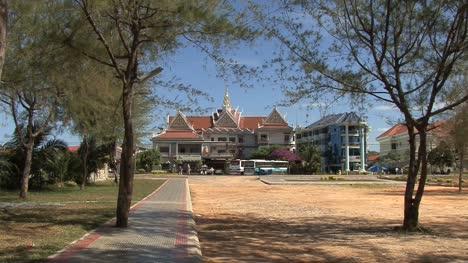 Cambodia-ornate-building