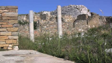 Delos-house-ruins