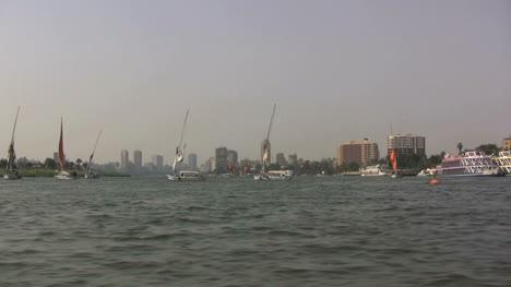 Egypt-Feluccas-on-the-Nile