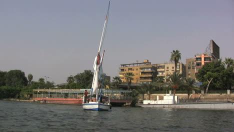 Egipto-Faluca-En-El-Nilo