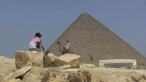 """Ã""""gypten-Pyramiden-Von-Gizeh"""