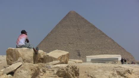 """Ã""""gypten-Pyramide-Von-Gizeh"""