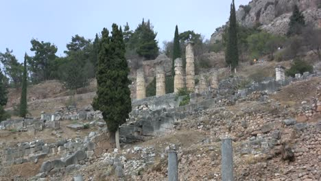 Greece-Delphi-Temple-of-Apollo