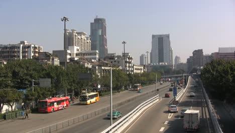 Guangzhou-highway-&-buildings