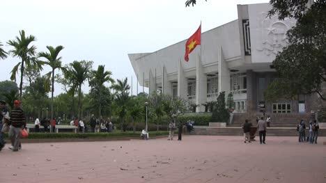 Hanoi-Ho-Chi-Minh-museum