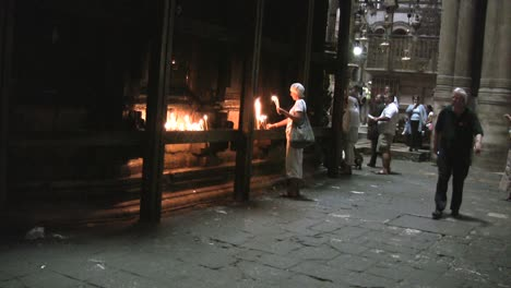 Israel-Jerusalem-church-of-Holy-Sepulchre
