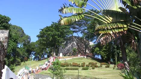 Malacca-church-on-hill