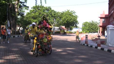 Malacca-flower-bikes