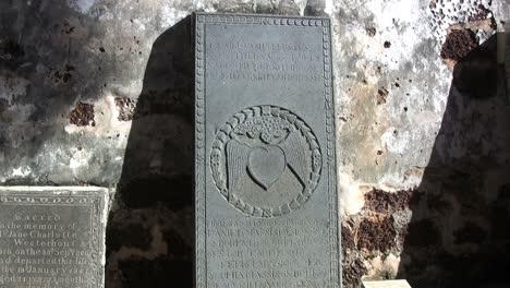 Malacca-gravestone