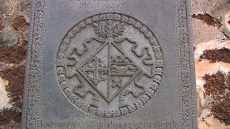 Malacca-European-gravestone