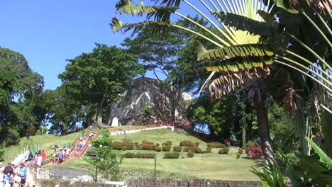 Malacca-hill-with-church