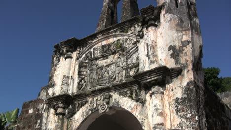 Malacca-Port-fort-tilts-up