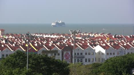 Malacca-strait-with-cruise-ship
