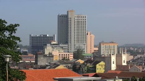 Malacca-skyline