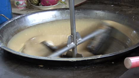 Mekong-candy-making