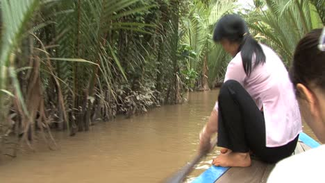 Canoes-in-the-Mekong-Delta