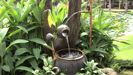 Fountain-made-of-jugs