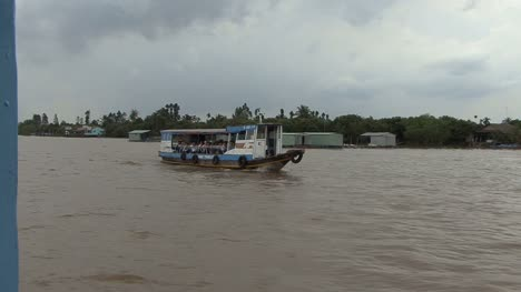 Excursion-boat-on-the-Mekong-River
