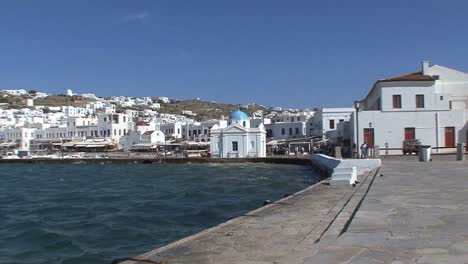 Mykonos-Church-on-a-Greek-island-in-the-Aegean
