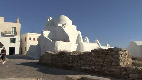 Church-in-Mykonos