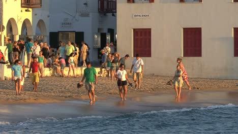 Mykonos-island-in-the-Aegean-Sea-beach