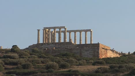 Poseidon-s-Temple-in-afternoon-ligth