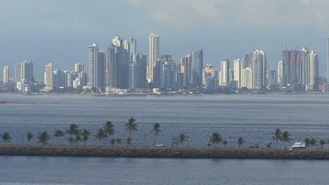 Panama-City-skyscrapers
