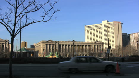 Philadelphia-downtown
