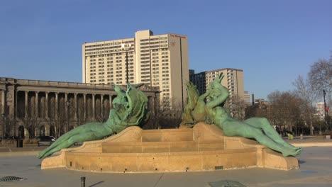 Philadelphia-fountain