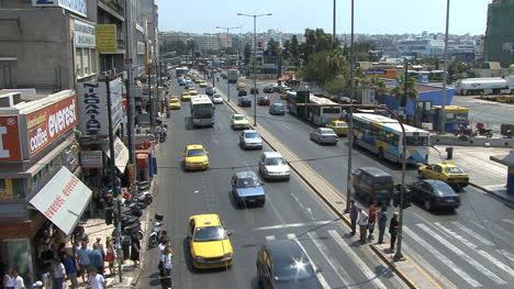 Piraeus-Traffic