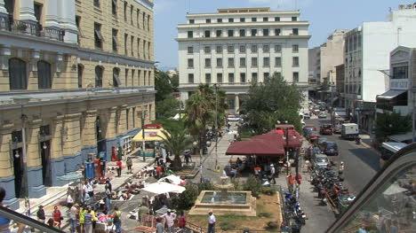 Piraeus-plaza-Greece