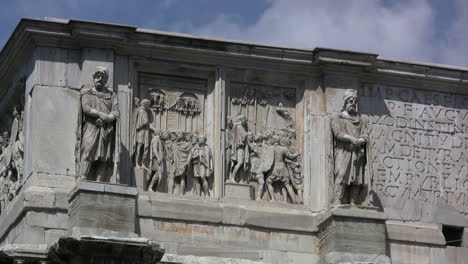 Rome-Carvings-on-the-Arch-of-Constantine