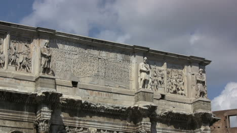 Rome-Arch-of-Constantine-detail