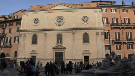 Rome-church-by-Piazza-Navona