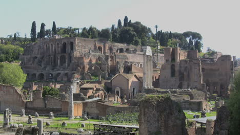 Rome-Forum-from-above
