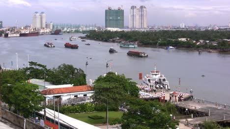 Ho-Chi-Minh-City-on-the-Saigon-River