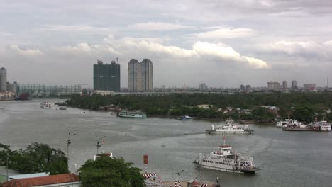 Saigon-River-ferry