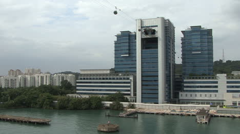 Singapore-from-ship-dock