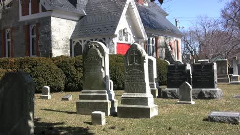 Cementerio-En-Saint-Michaels-Md