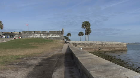 Florida-Spanish-fort-St-Augustine