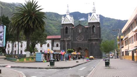 Ecuador-Church-Banos