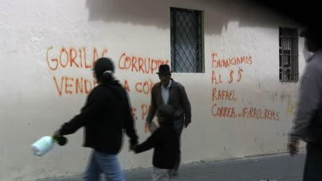 Ecuador-grafitti-on-a-wall