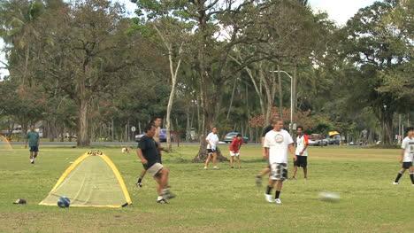 Hawaii-Soccor-game