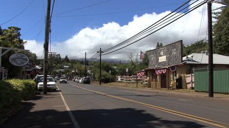 Maui-Haiku-town-main-street