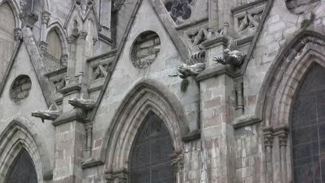Ecuador-Quito-gargoyles