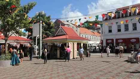 Grenada-docks-with-people