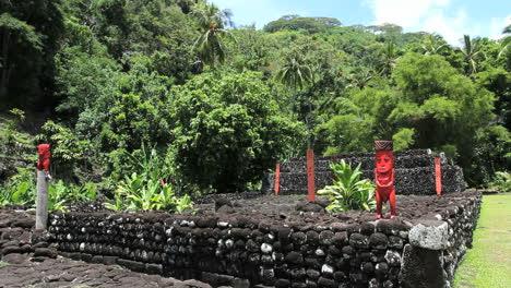 Tahiti-a-sacred-Marae-pyramid