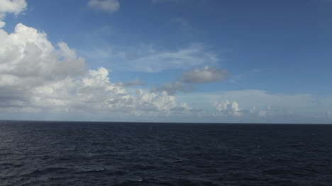 Clouds-and-sea-from-a-ship