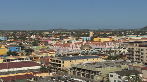 Aruba-downtown-view