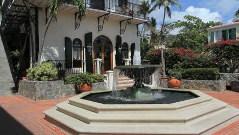 St-Thomas-Charlotte-Amalie-fountain